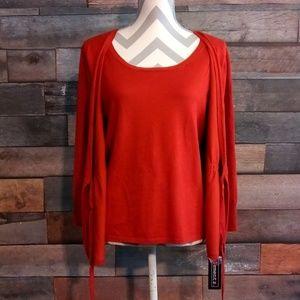 NWT Elementz sweater size XL